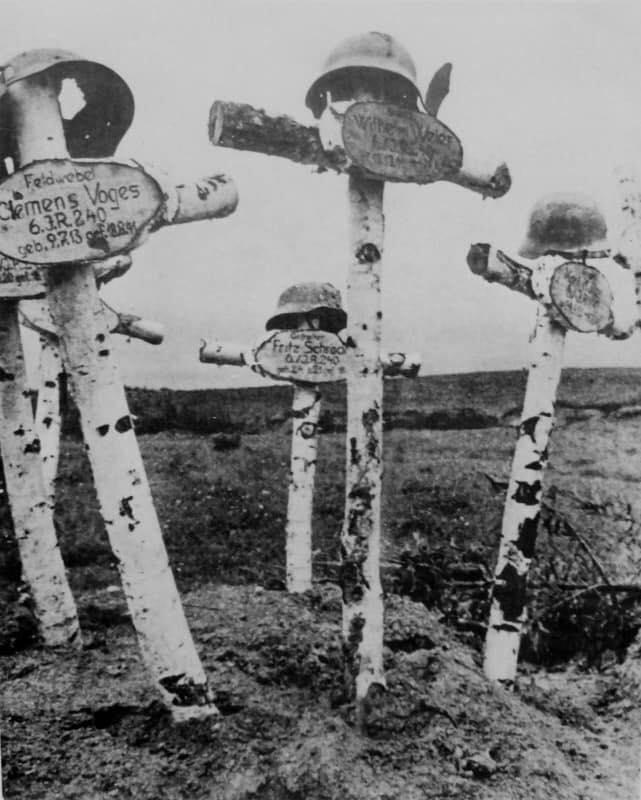 «Нет, отец, Бога не существует». Из писем немецких солдат с Восточного фронта