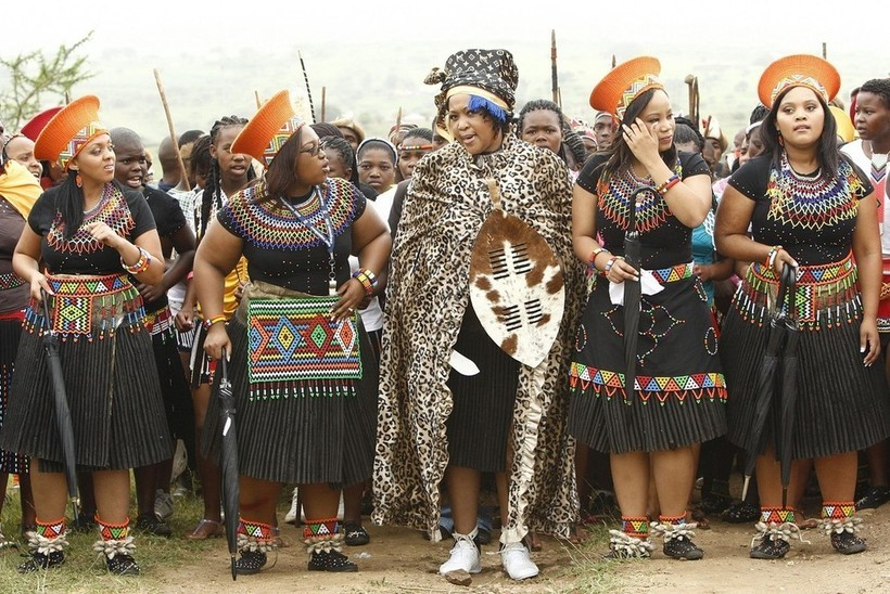 Ах, эта Свадьба! Как проходила пятая свадьба Джейкоба Зумы