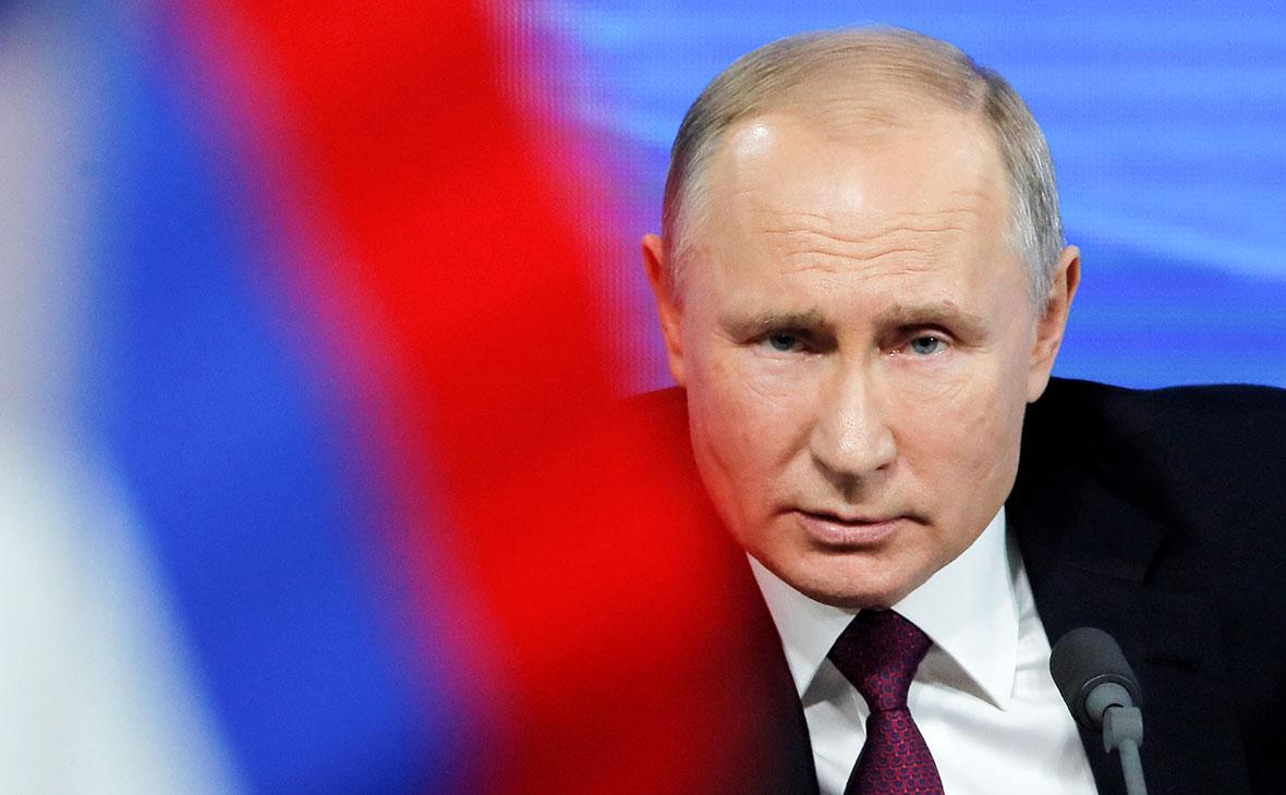 На очереди Луна и Марс? Послание Путина впервые покажут на здании Телеграфа и гостинице «Космос» общество,послание,Путин,россияне