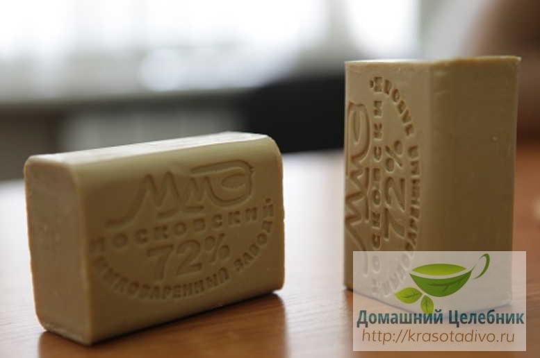 Хозяйственное мыло поможет омолодиться и вылечить болезни