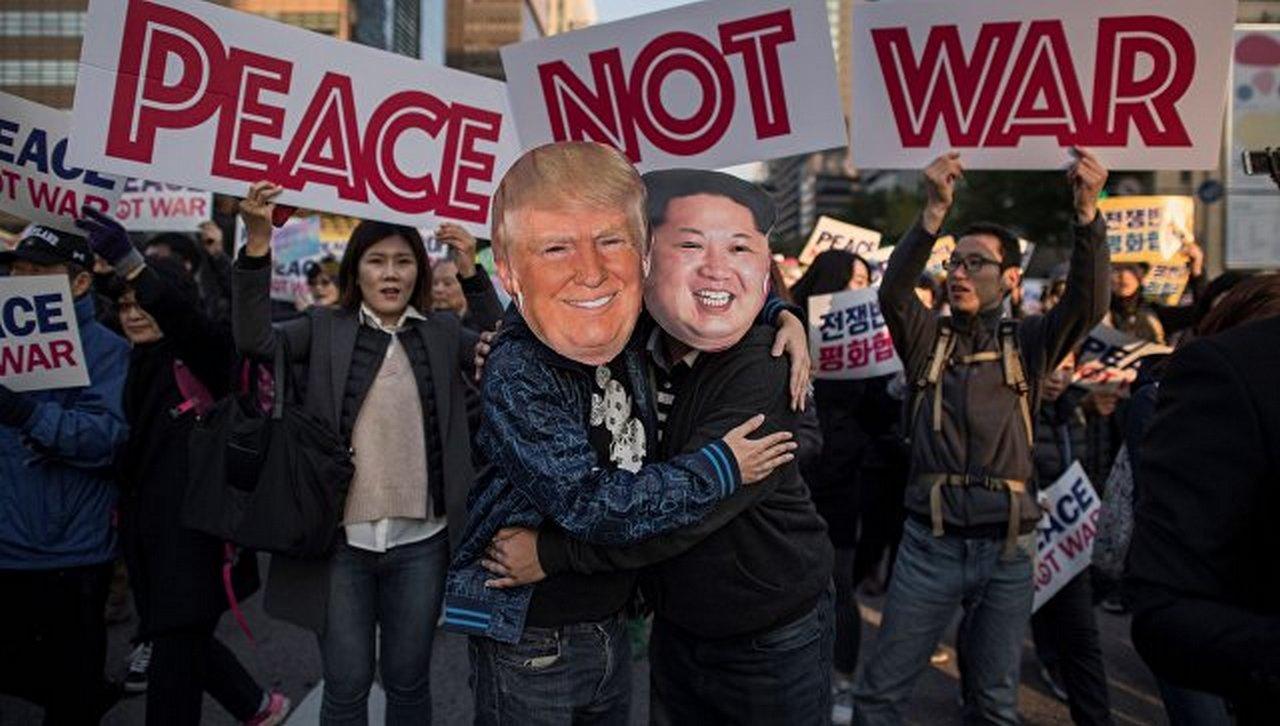 Ким выпускает Трампа из ловушки и дает шанс заработать премию