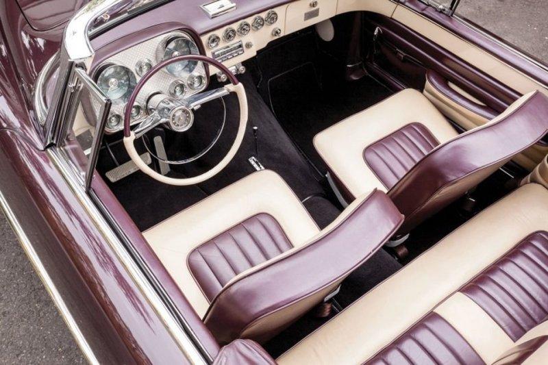 Dual-Ghia Convertible: автомобиль Френка Синатры и Рональда Рейгана Dual-Ghia, ghia, авто, автодизвйн, автомобили, кабриолет, олдтаймер, ретро авто