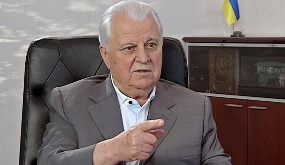 Кравчук: Россия сама вернет Крым Украине