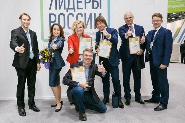 Каковы итоги конкурса «Лидеры России»?