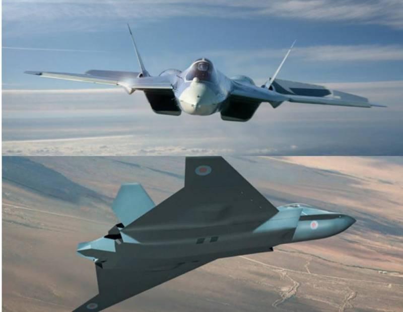 Перспективы «Темпсетов» в противостоянии с ВКС России. О чём грезят в «BAE Systems»?