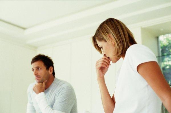 Основные модели психологических этапов развода.