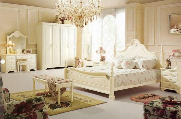 Каким должен быть интерьер спальни в классическом стиле