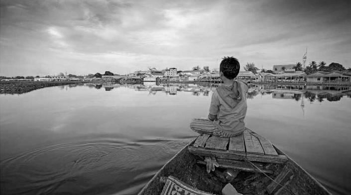 «В лодке» – очень трогательный рассказ Сэлинджера о детской обиде и настоящей маме