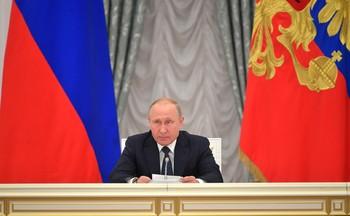 Путин дал наставления новому правительству Медведева