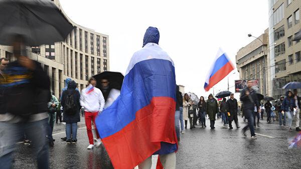"""Это не """"нечто из ряда вон выходящее"""":  В Кремле прокомментировали протестные акции в Москве власть,Кремль,общество,политика,протесты,Путин,россияне"""