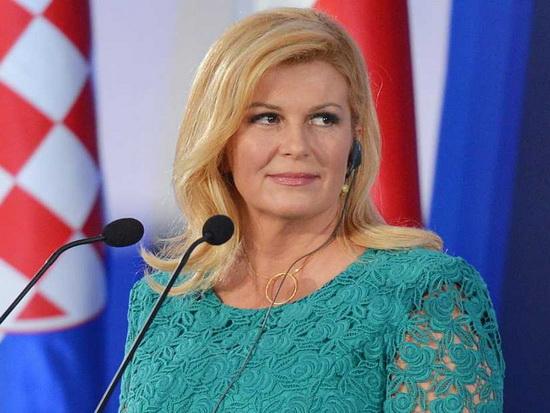 Президент Хорватии прокоммен…