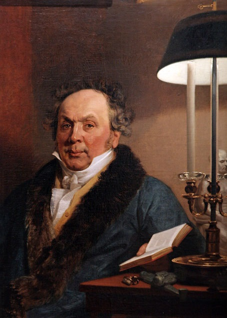 Дж.Доу. Портрет графа Ф.А.Толстого (1827)