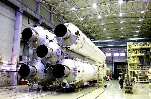 Главная угроза США в космосе – Россия и Китай