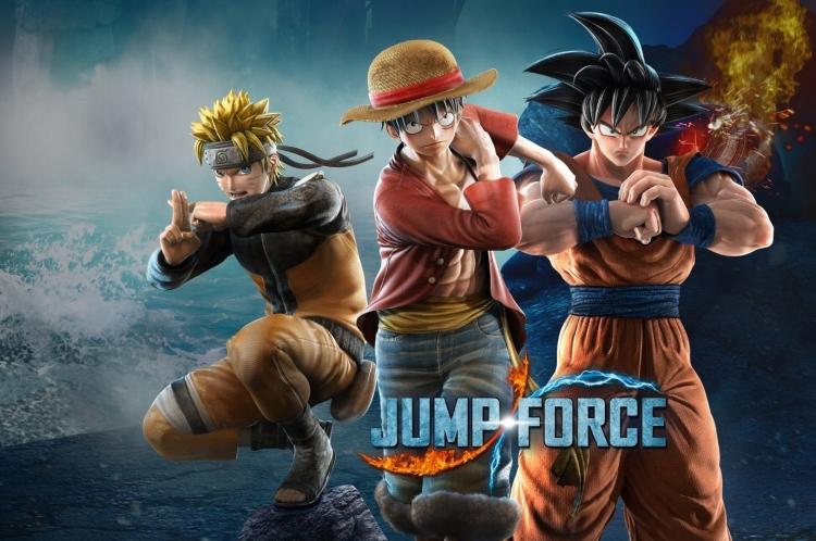 Трейлер Jump Force: Бискет Крюгер дерётся как девчонка action,jump force,pc,ps,xbox,Игры,кроссоверы,файтинг