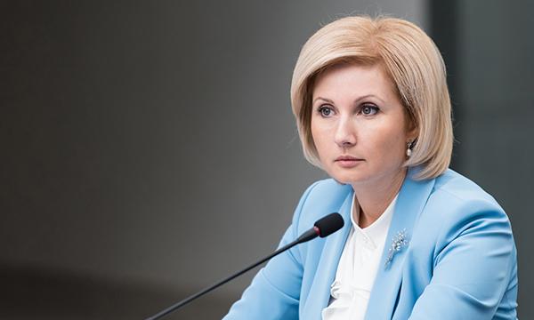 Баталина: «Закон Димы Яковлева» сыграл положительную роль в сплочении общества в интересах детей-сирот