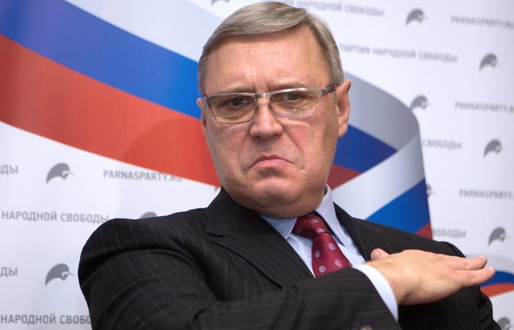 "Касьянов озвучил свою ""правду"" о переговорах Лаврова и Трампа"