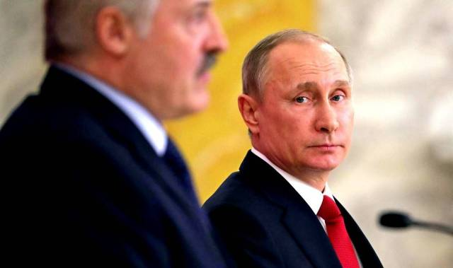 Почему Путин променял футбол…