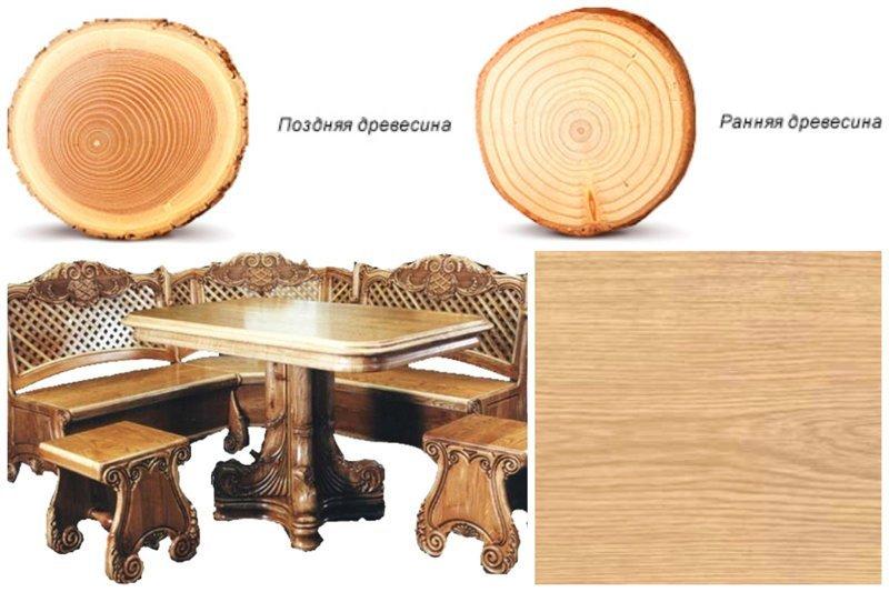 Еще немного о дубе - одной из самой широко применяемой древесине деревья, древесина, интересное, природа, факты