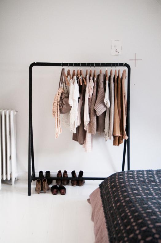гардеробная спальня 12