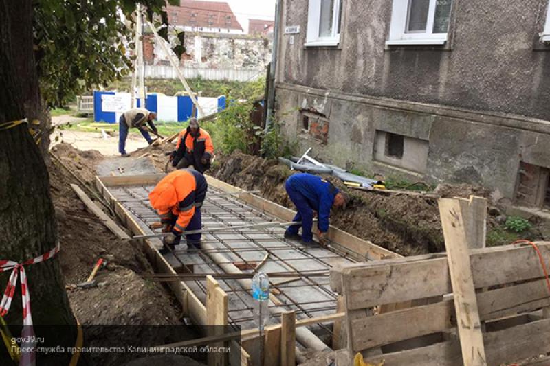 В Архангельске отремонтируют деревянные мостки