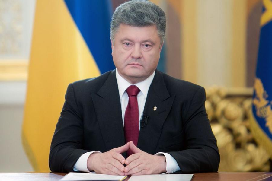 Порошенко растерял доверие украинцев