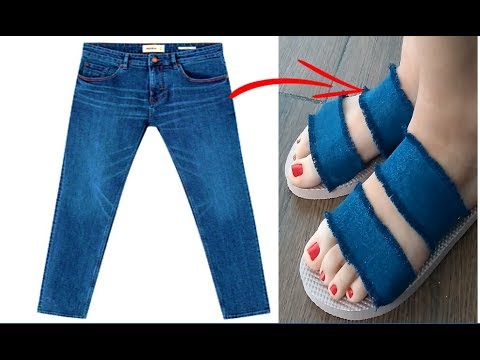 Картинки по запросу RECICLAR JEANS Y TRANSFORMAR ROPA VIEJA - DIY: REUSE/ RECYCLE OLD JEANS - TRANSFORM YOUR CLOTHES