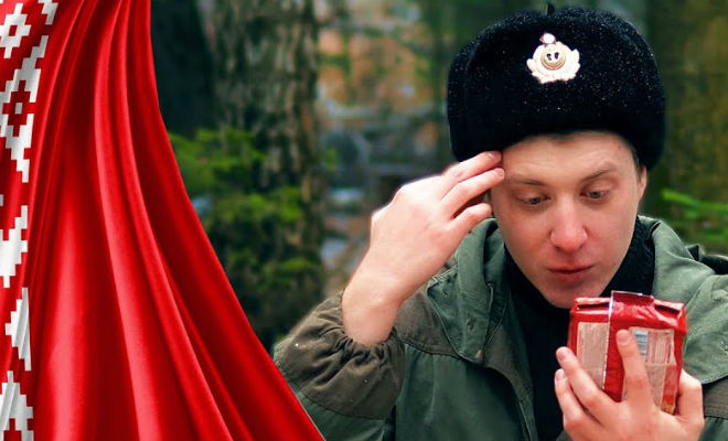 Белорусский сухпай для ВДВ: еда бойцов Лукашенко