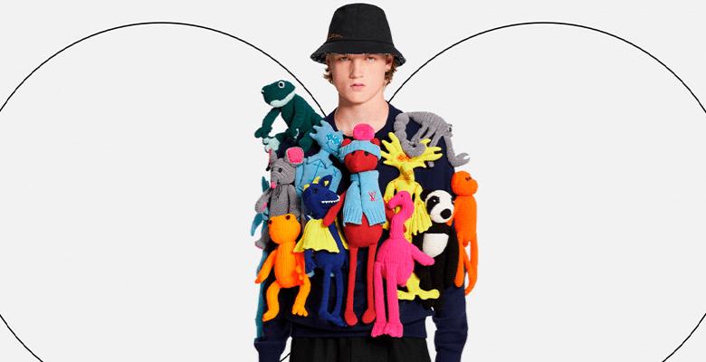 Louis Vuitton выпустил пулов…