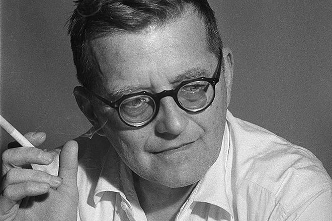 С Шостаковичем на троих