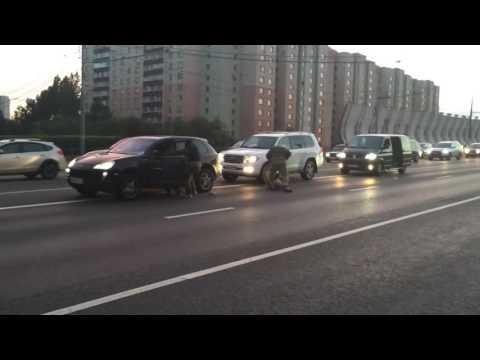 Почему не стоит выяснять отношения на русских дорогах