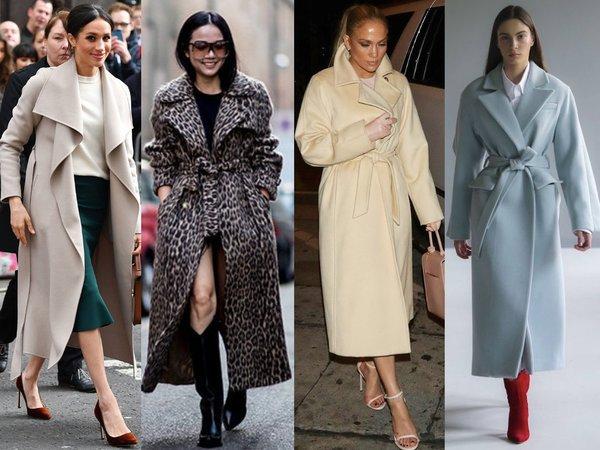 Какие пальто сейчас в моде и…