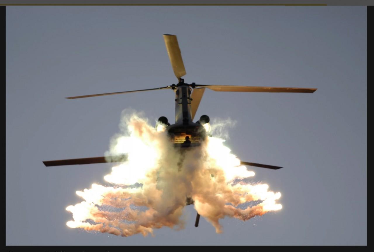 Талибы сбили вертолёт НАТО в…