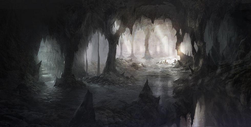 Загадки Кашкулакской пещеры