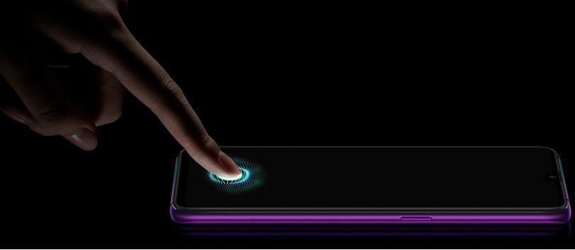 Долой кнопки: как работает сканер отпечатков в дисплее гаджеты