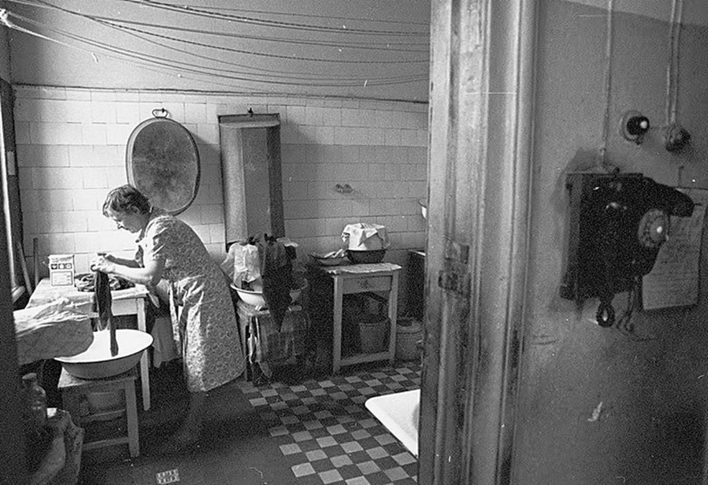 картинки московского быта калашников