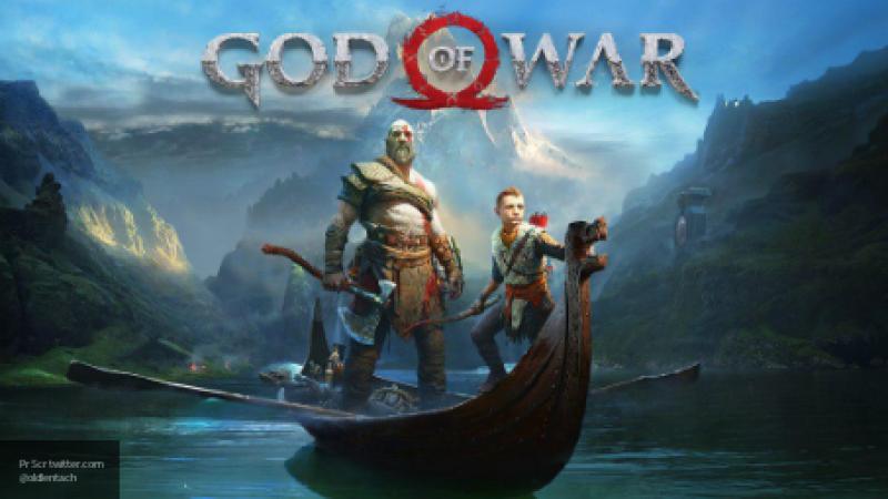 Лучшей игрой года названа God of War