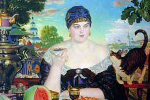 Чаепитие по-русски. Как накрыть стол, как у купчихи Кустодиева?