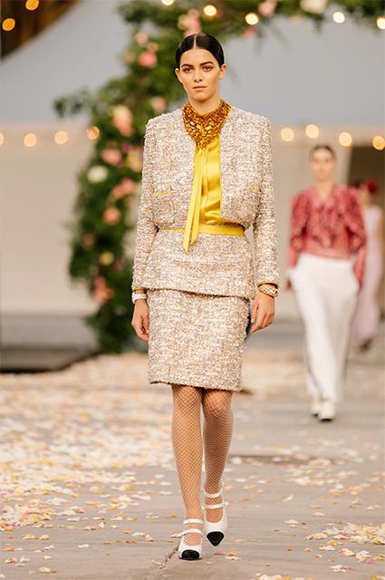 Неделя высокой моды в Париже: Пенелопа Крус, Ванесса Паради, Марион Котийяр и показ Chanel Новости моды