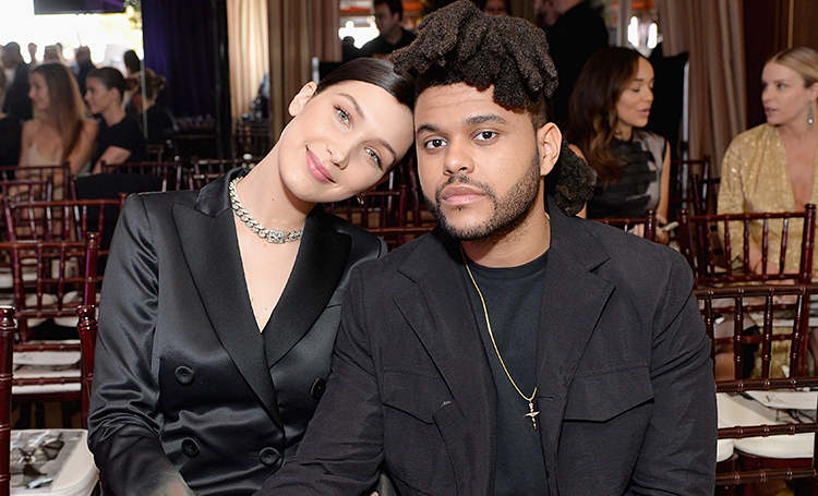 Белла Хадид и The Weeknd возобновили общение после громкого расставания