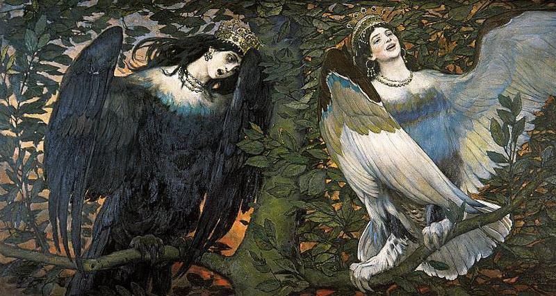 Сказочные картины Виктора Васнецова