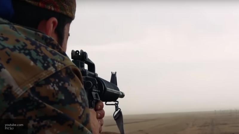 Курды-террористы сообщили о гибели 16 боевиков во время операции Турции в Сирии
