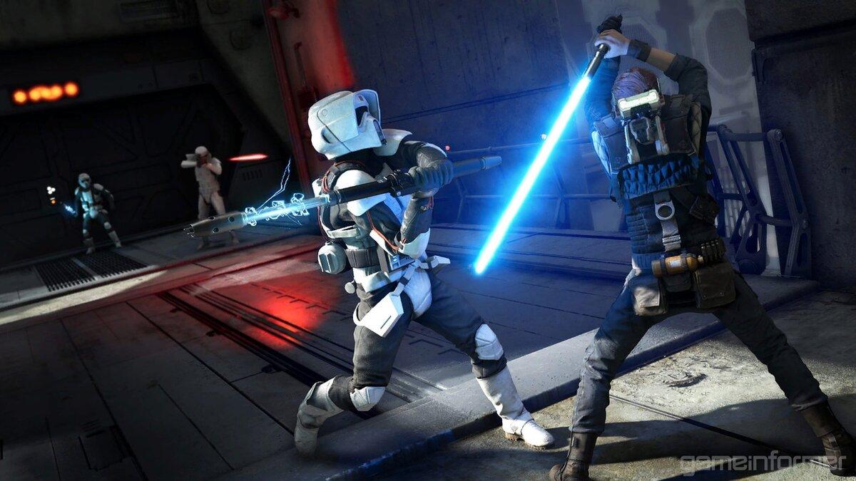 Чего ждать от Star Wars Jedi: Fallen Order? action,pc,ps,star wars jedi: fallen order,xbox,анонс,Игры,системные требования