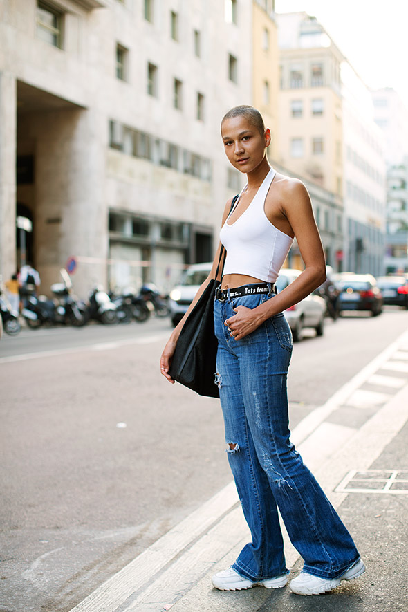 On the Street…Still Summer, Milan