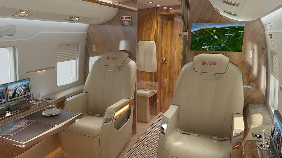 VIP-вертолеты: бизнесмены присматриваются к отечественному