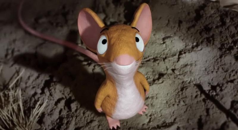 Необычный мышь