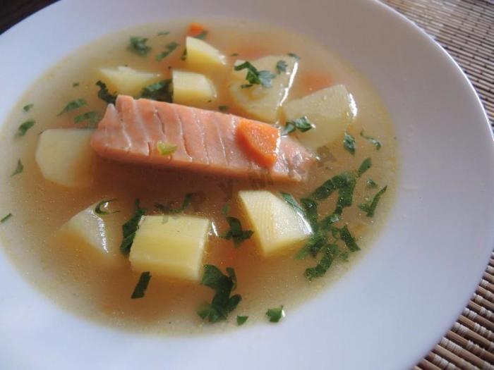 Рыбный суп уха.  Фото: 1000.menu.