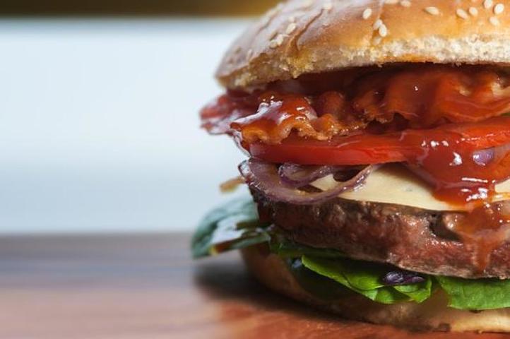 Гамбургер для правильного пи…