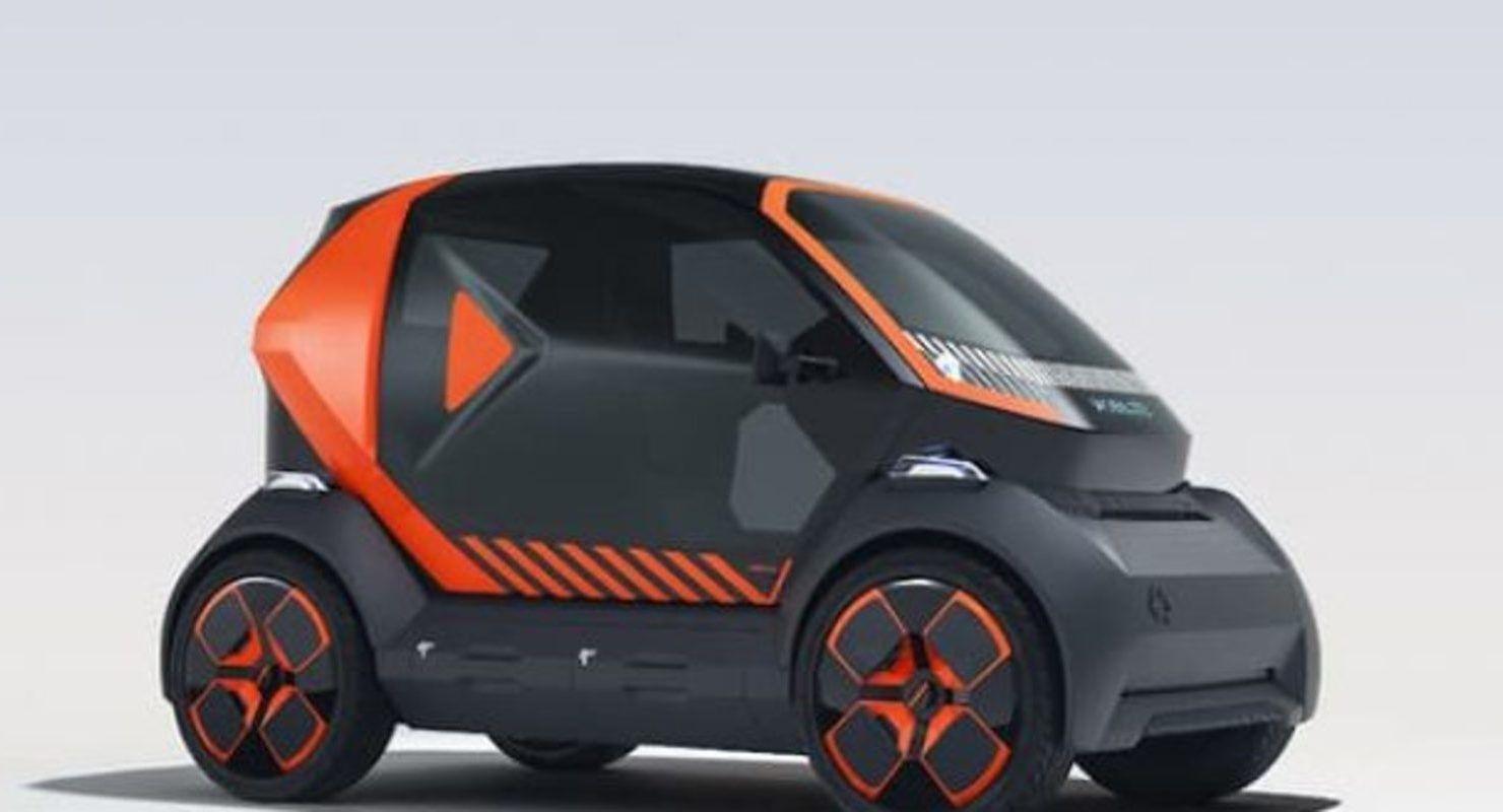 Группа Renault запустила новый бренд современных электромобилей Mobilize Автомобили