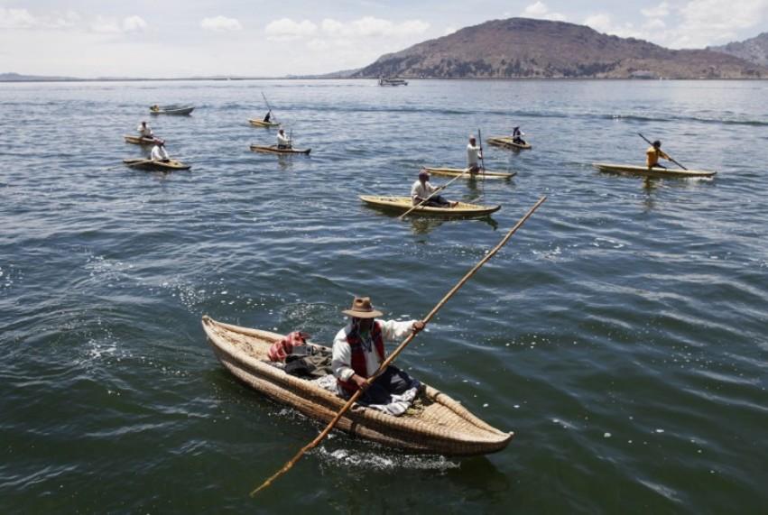 terraoko 2014111906 15 Плавающие деревни в Перу.