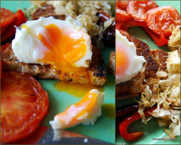 Очень люблю и яичницу, и салаты в состав которых входят яйца, и не только... моя подборка фото с рецептами...